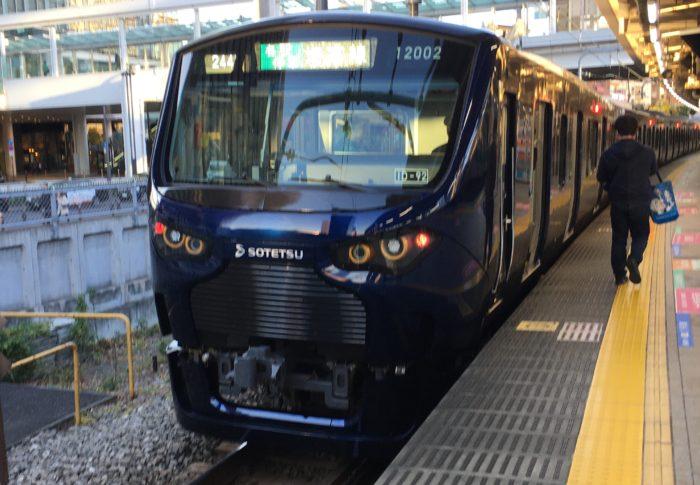 2019年12月8日相鉄・JR直通線探訪録-JR埼京線編