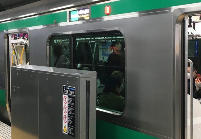 2019年12月8日相鉄・JR直通線探訪録-相鉄線編